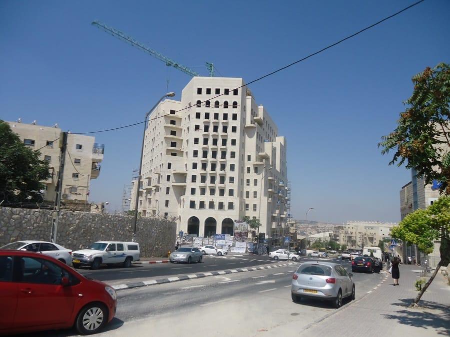ניהול פרויקטים תשתיות ציבוריות בשכונות מגורים